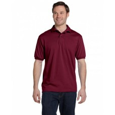 Adult 5.2 oz., 50/50 EcoSmart® Jersey Knit Polo