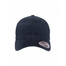 Adult Brushed Cotton Twill Mid-Profile Cap