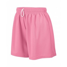 Girl's Wicking Mesh Short
